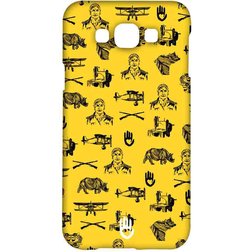 KR Yellow Collage - Sublime Case for Samsung Grand Max