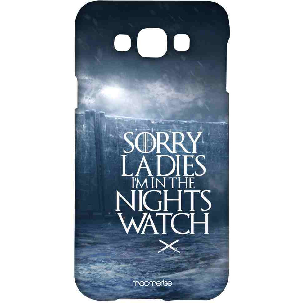 Nights Watch - Sublime Case for Samsung Grand Max