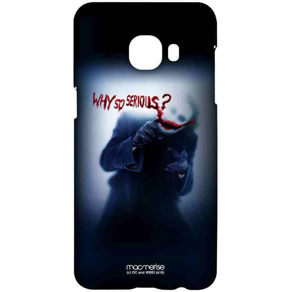Why So Serious - Sublime Case for Samsung C5