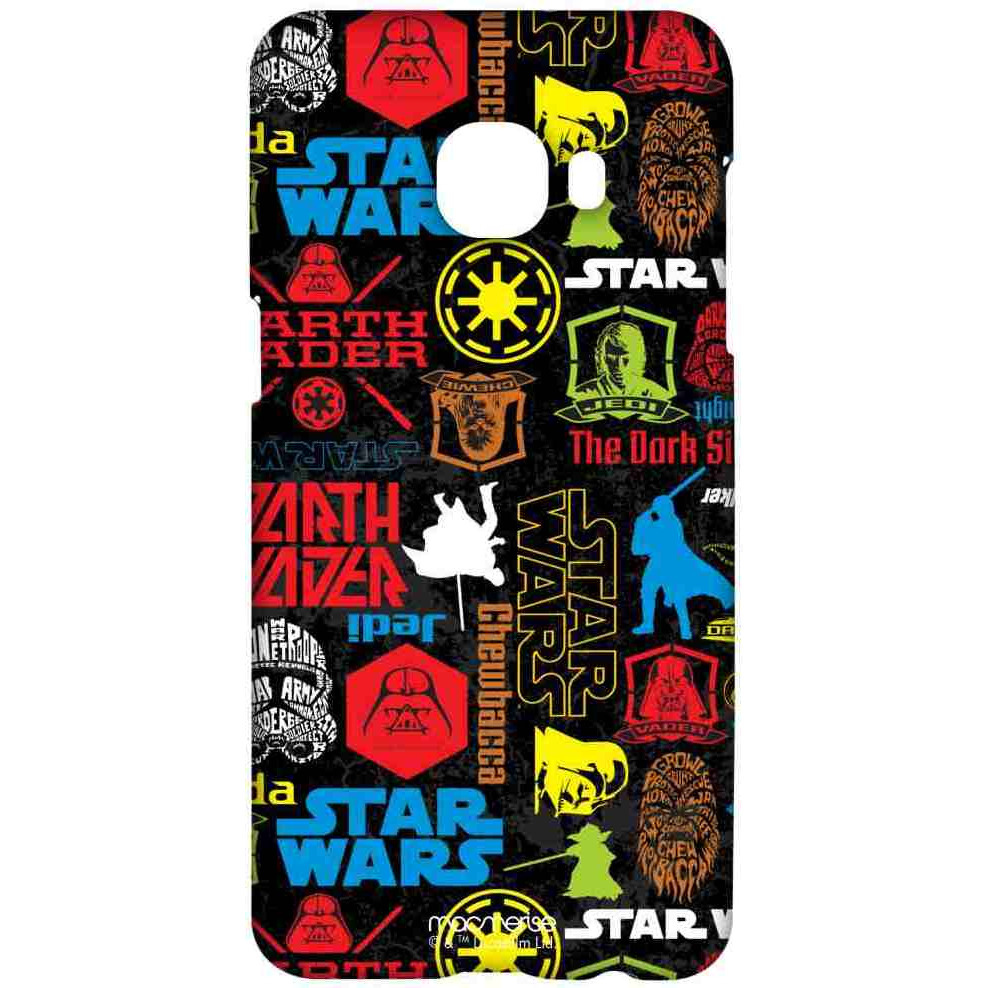 Star Wars Mashup - Sublime Case for Samsung C5