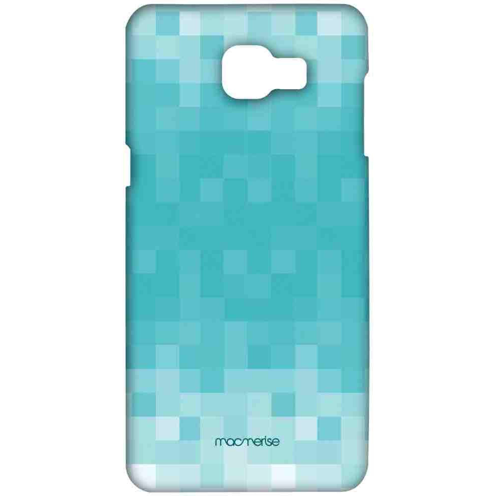 Pixelated Blue - Sublime Case for Samsung A9 Pro