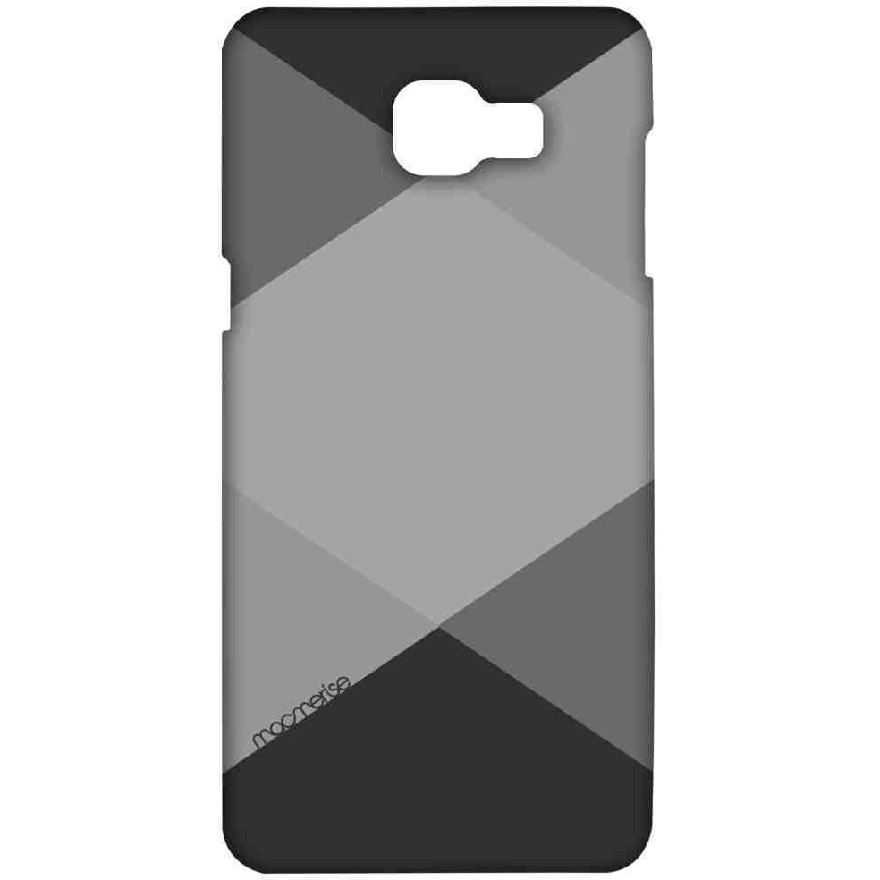 Criss Cross Grey - Sublime Case for Samsung A9
