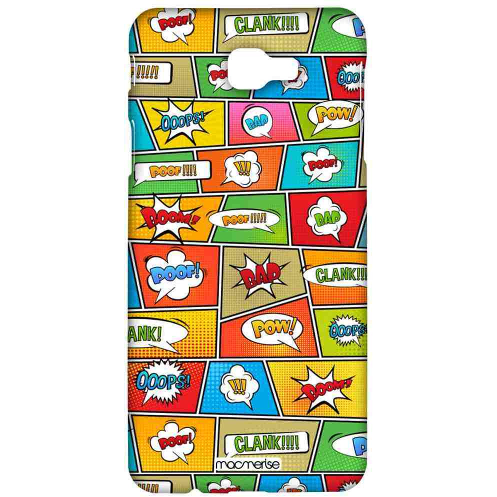 Comic Popart - Sublime Case for Samsung A7 (2017)