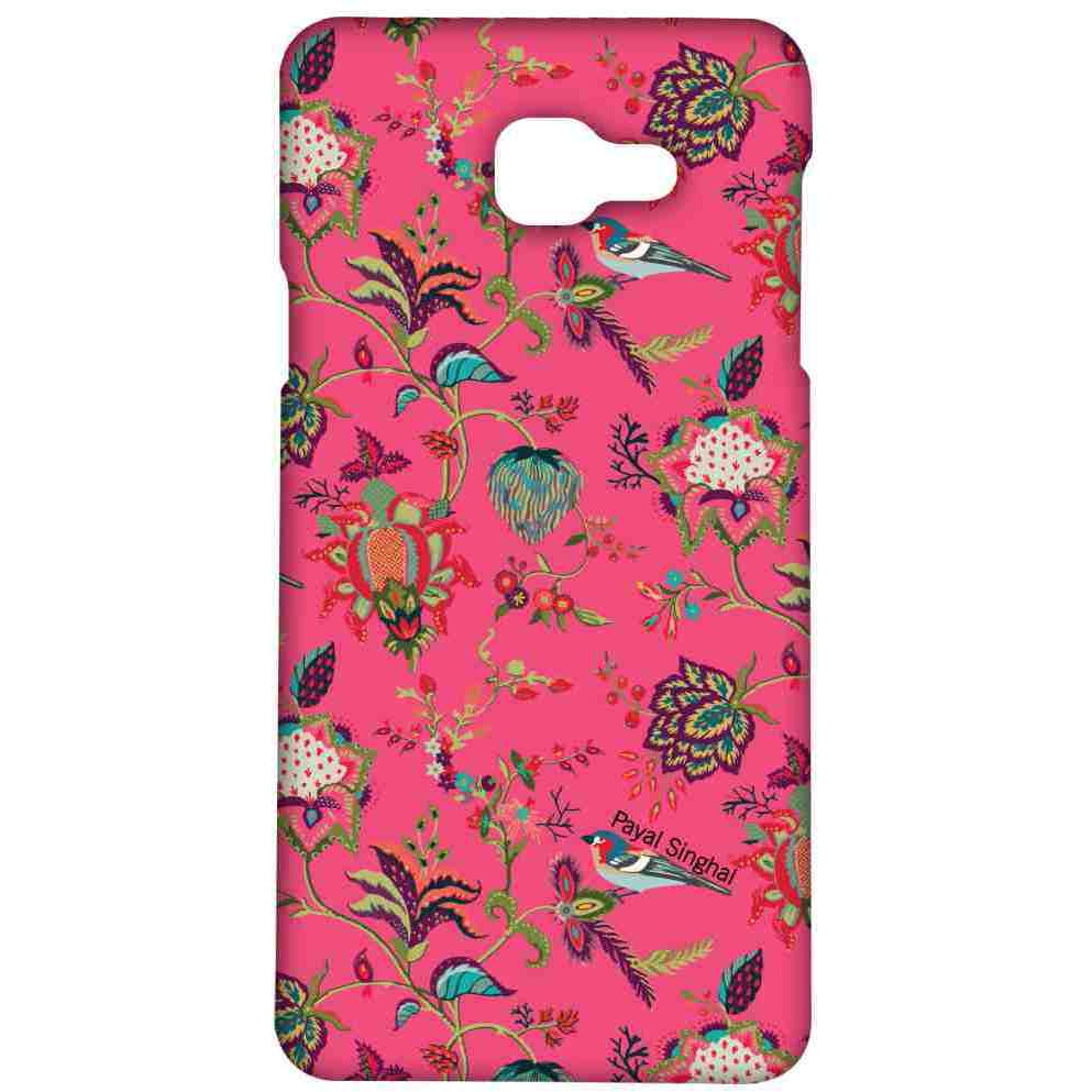 Payal Singhal Chidiya Pink - Sublime Case for Samsung A7 (2016)