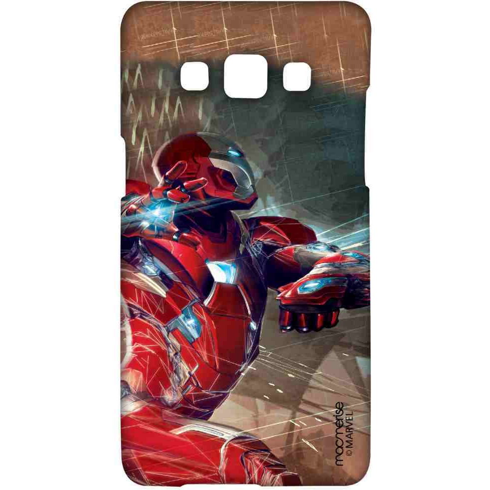 Ironman Attack - Sublime Case for Samsung A7