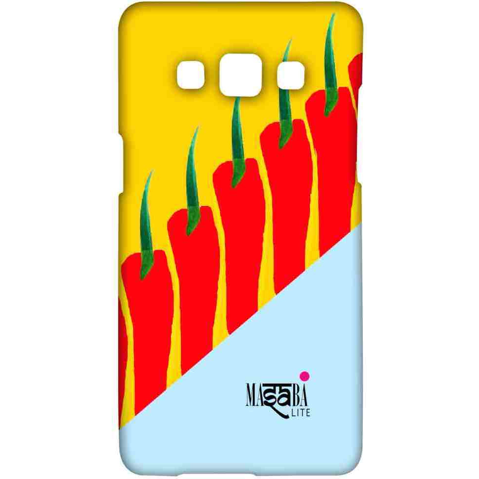 Masaba Chilli Chrome - Sublime Case for Samsung A7
