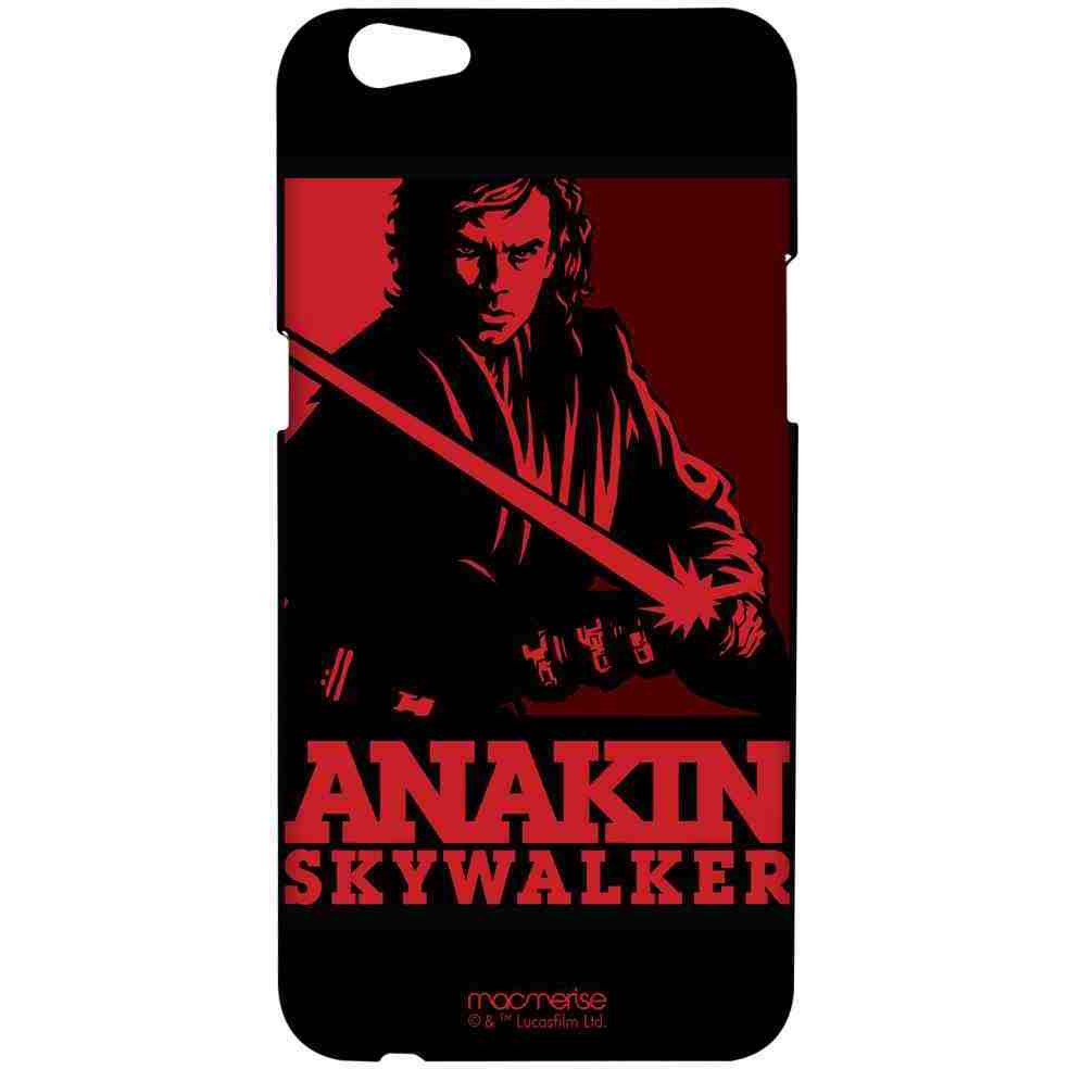 Iconic Anakin - Sublime Case for Oppo F3 Plus