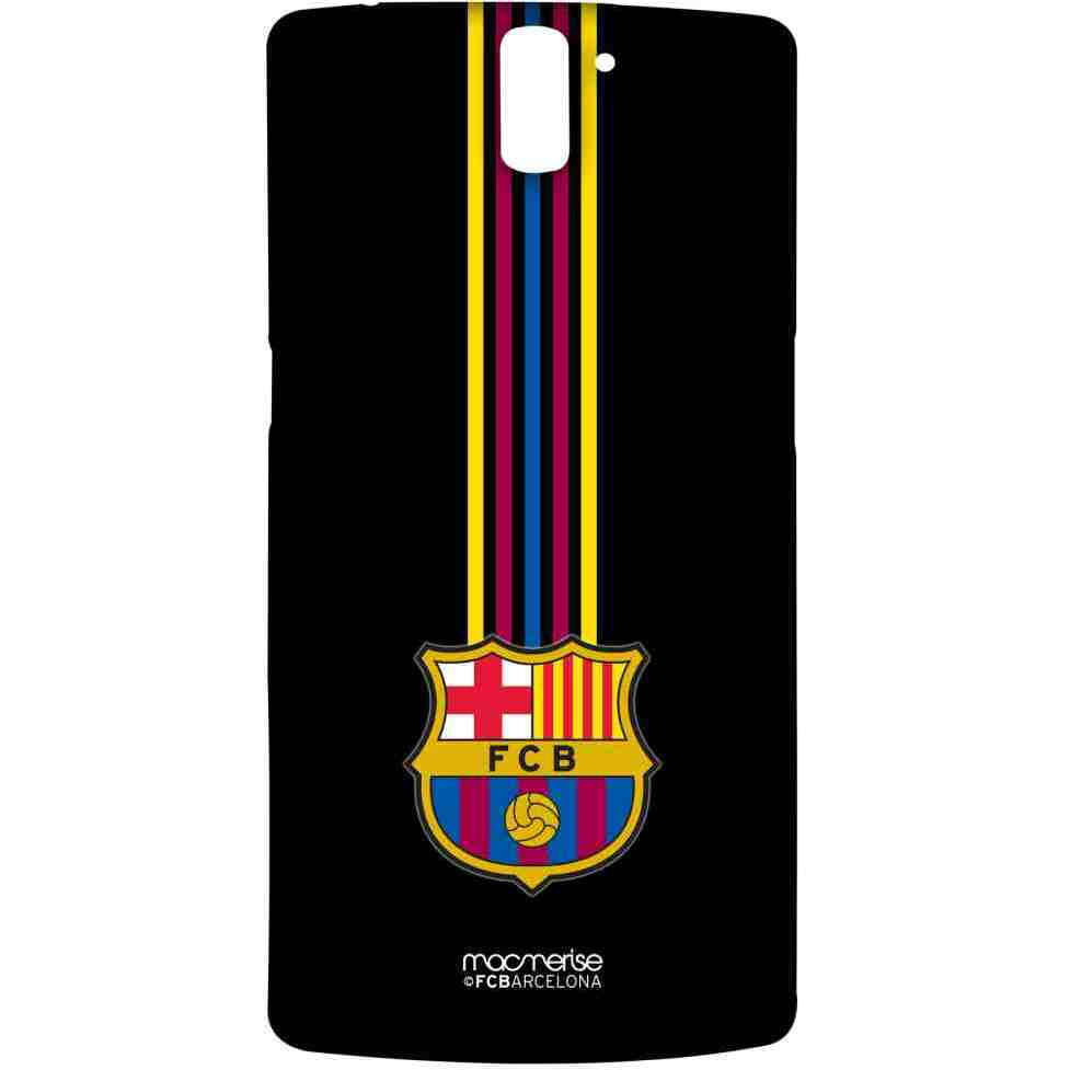 FCB Stripes Black - Sublime Case for OnePlus One