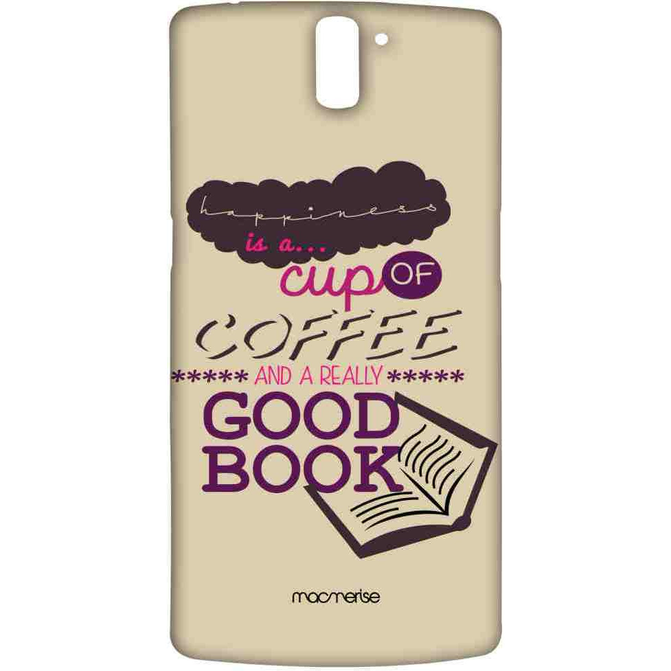Coffee and Good book - Sublime Case for OnePlus One