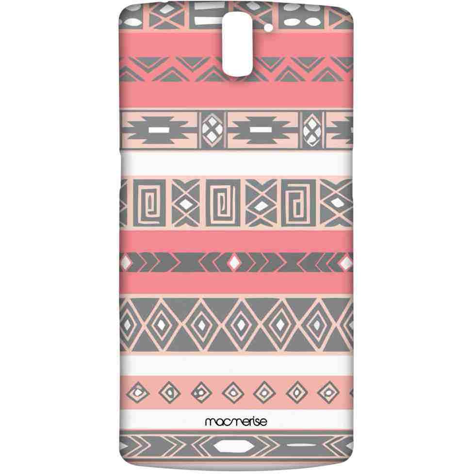 Peach Aztec - Sublime Case for OnePlus One