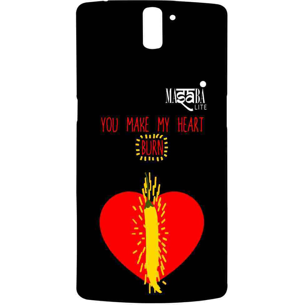 Masaba Heart Burn - Sublime Case for OnePlus One