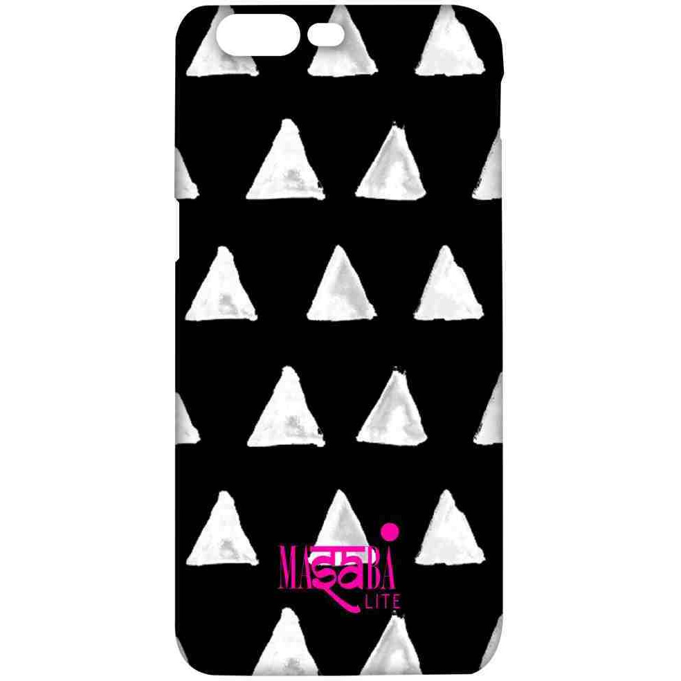 Masaba Black Cone - Pro Case for OnePlus 5