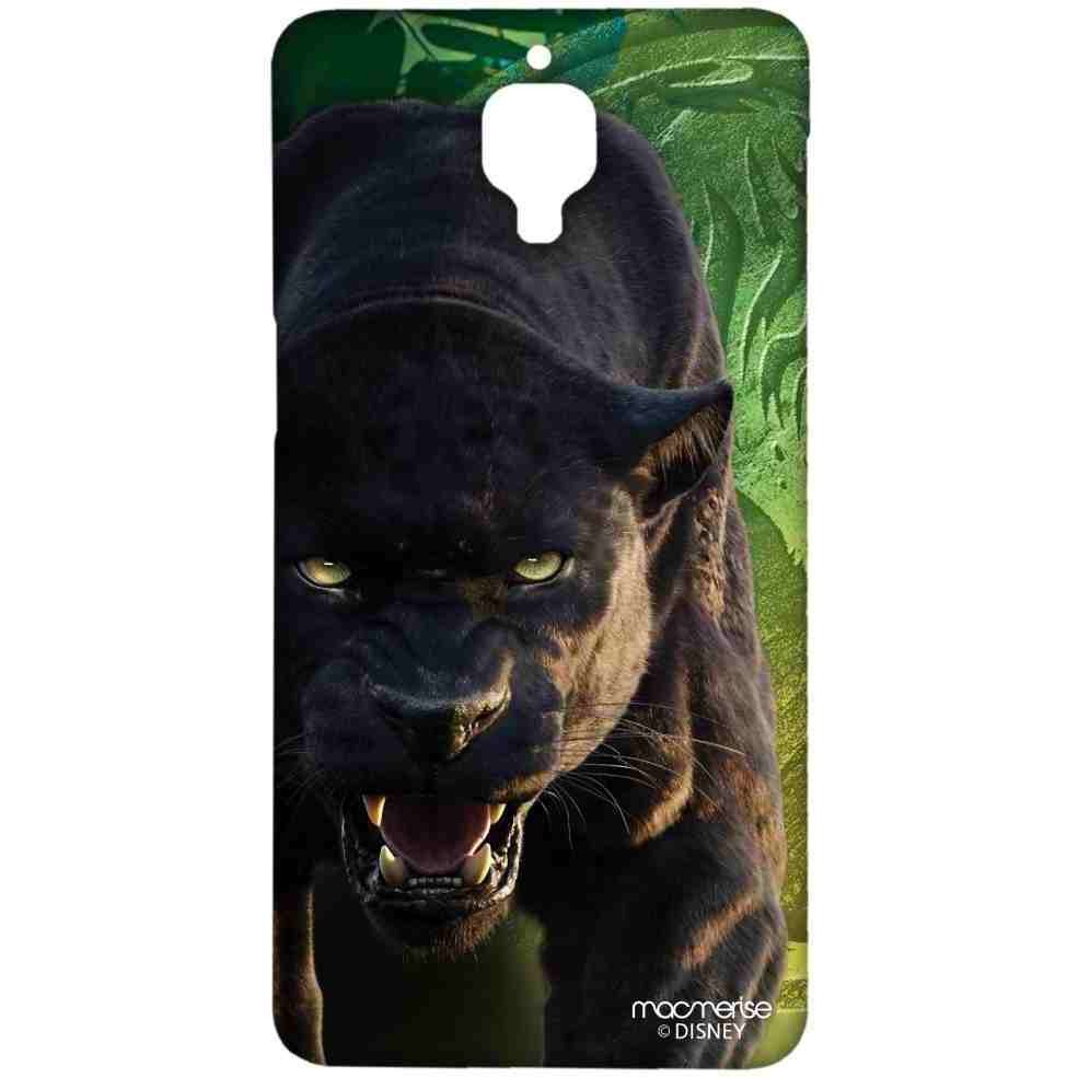 Fearless Bagheera - Sublime Case for OnePlus 3