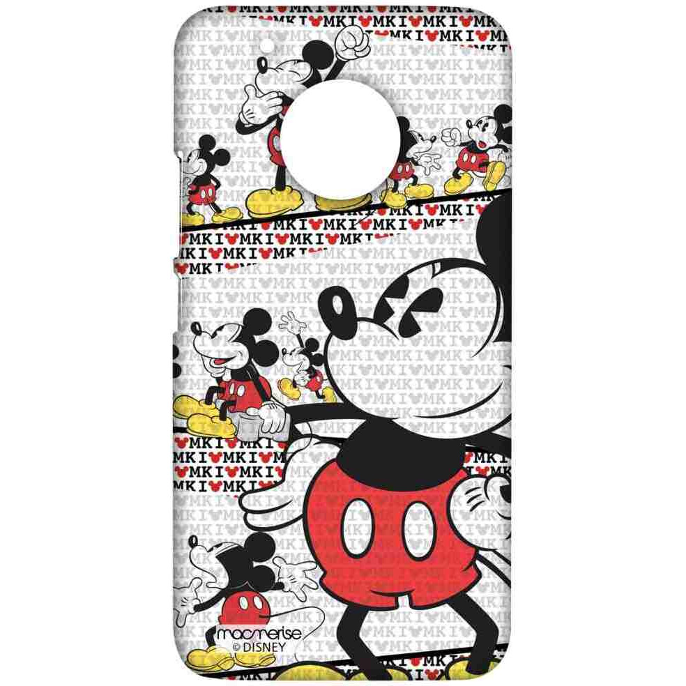 I Heart Mickey - Sublime Case for Moto G5 Plus