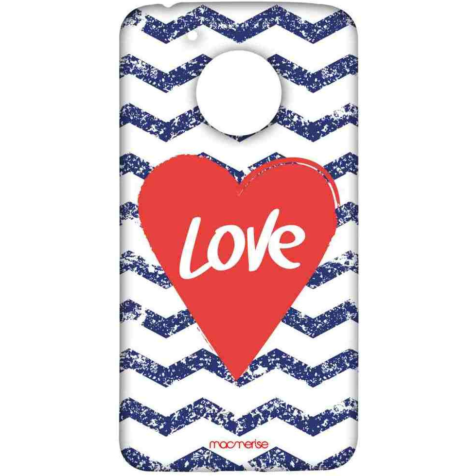 Chevron Love - Sublime Case for Moto G5