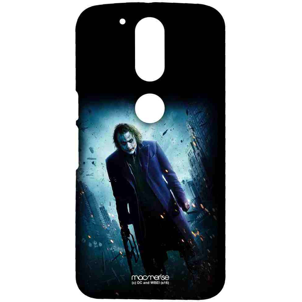 Jokers Revenge - Sublime Case for Moto G4 Plus
