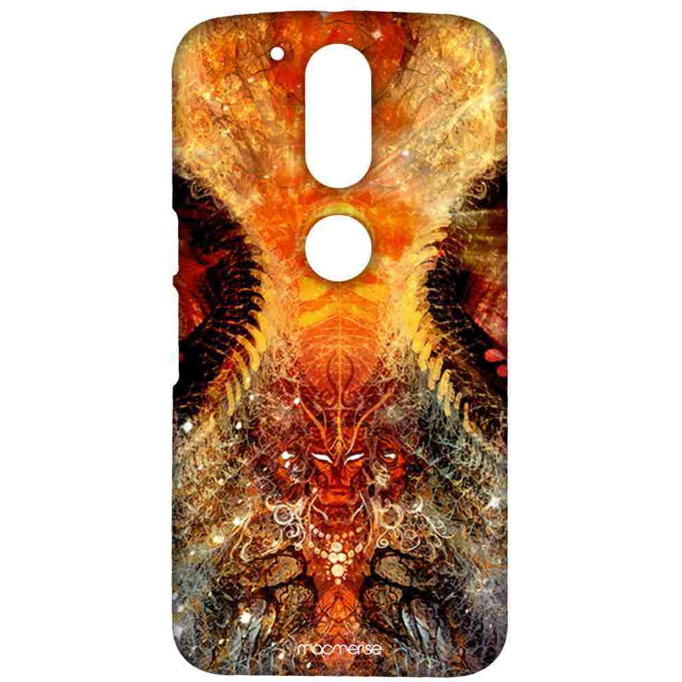 Fear the Fire - Sublime Case for Moto G4 Plus