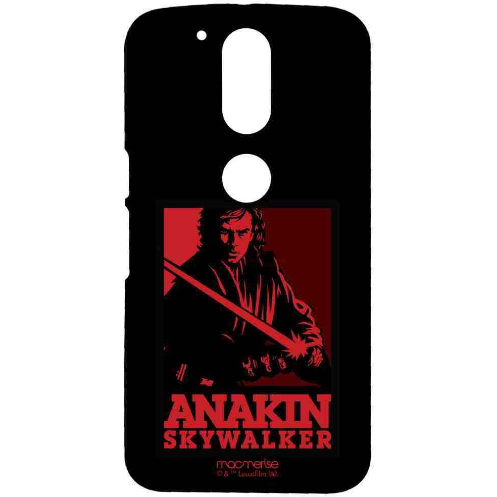 Iconic Anakin - Sublime Case for Moto G4 Plus