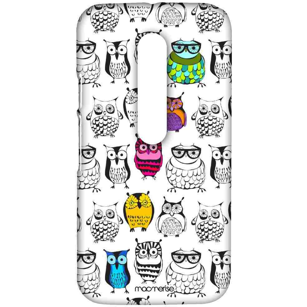 Owl Art - Sublime Case for Moto G3