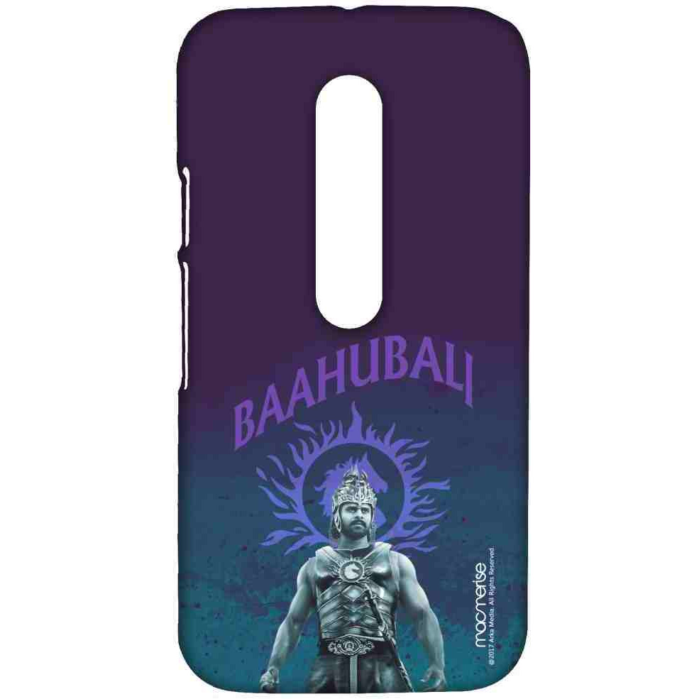 Here comes Baahubali - Sublime Case for Moto G3