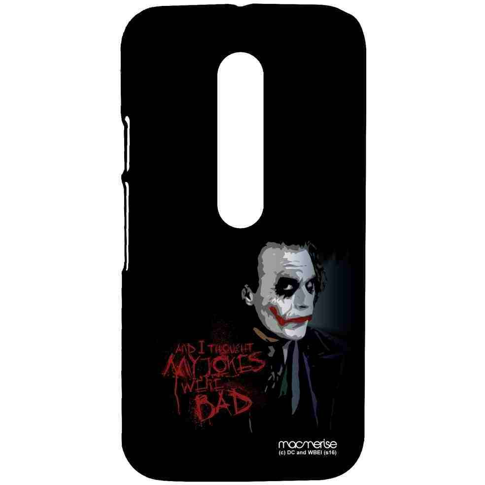 Jokers Sarcasm - Sublime Case for Moto G Turbo