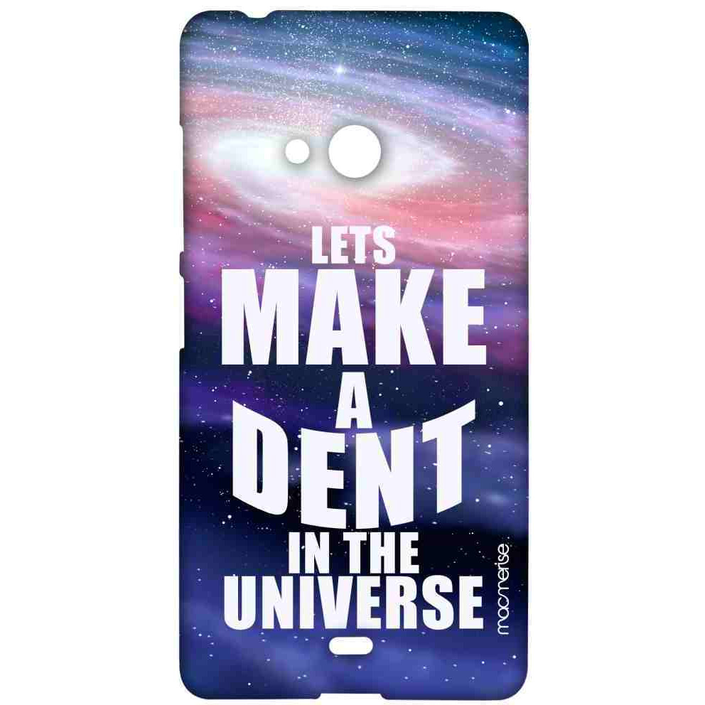 Dent In The Universe - Sublime Case for Microsoft Lumia 540