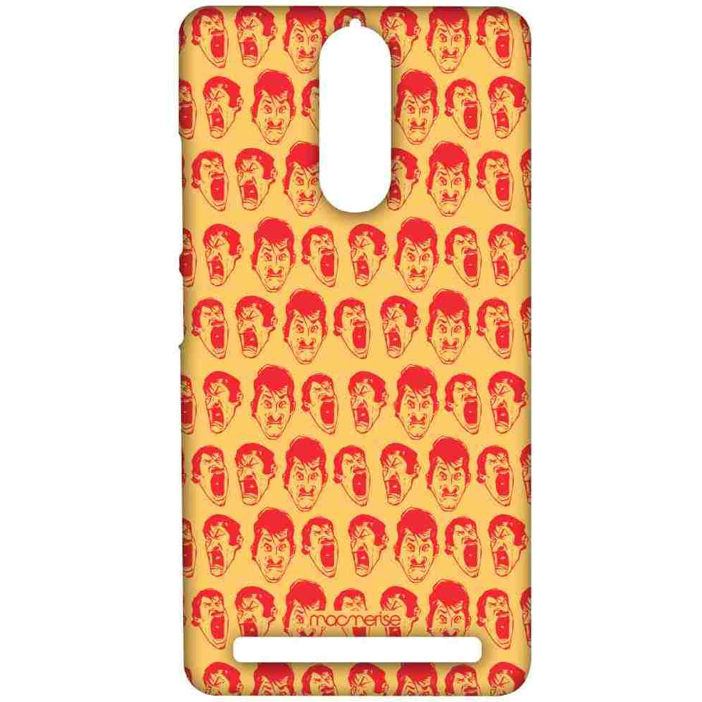 Sholay Caricatures - Sublime Case for Lenovo Vibe K5 Note