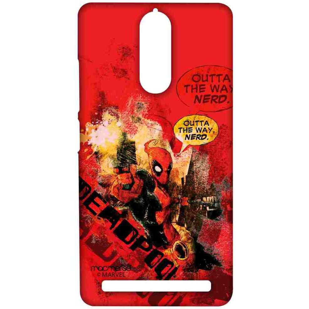 Deadpool Splash - Sublime Case for Lenovo Vibe K5 Note
