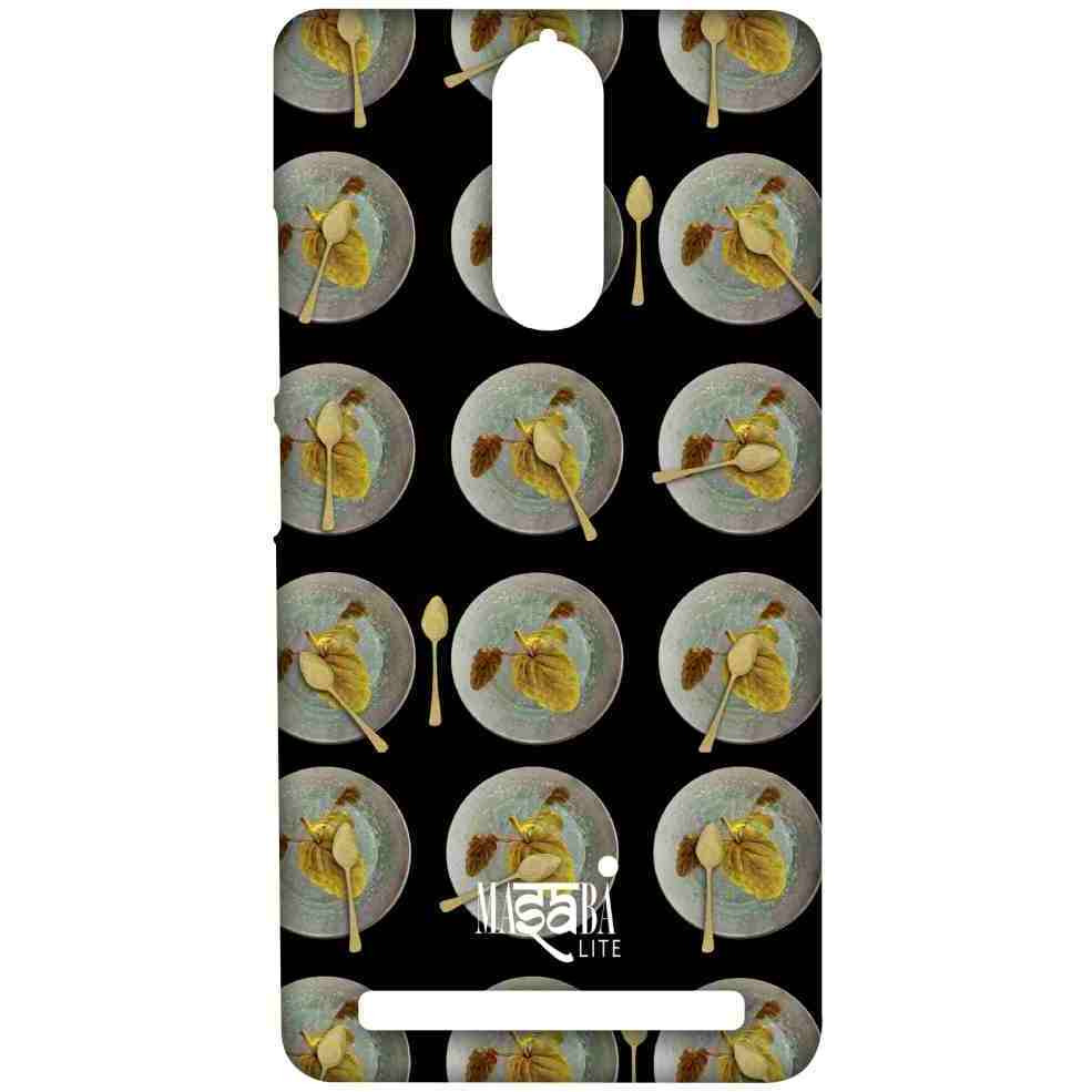 Masaba Plate and Spoons - Sublime Case for Lenovo Vibe K5 Note