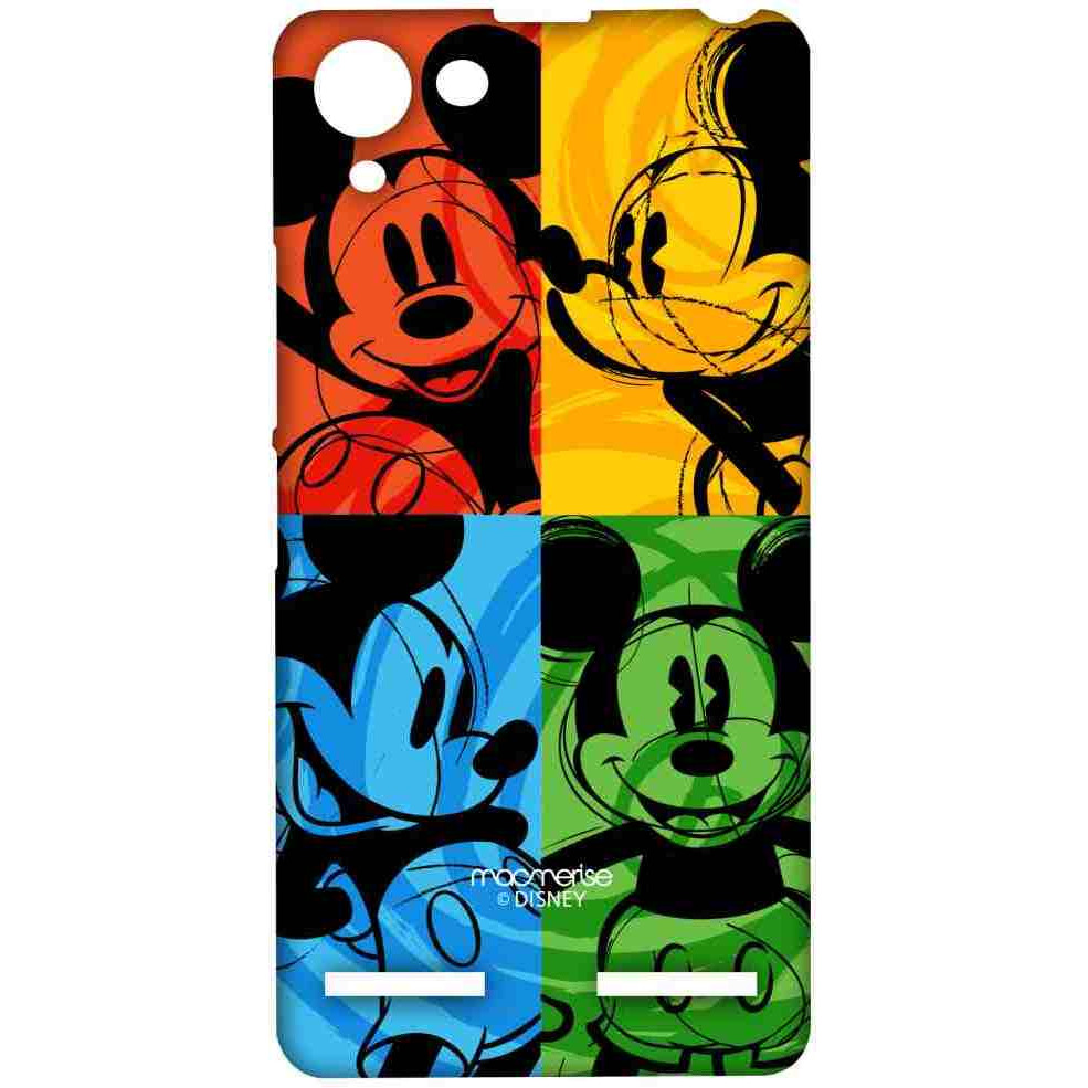 Shades of Mickey - Sublime Case for Lenovo Vibe K5