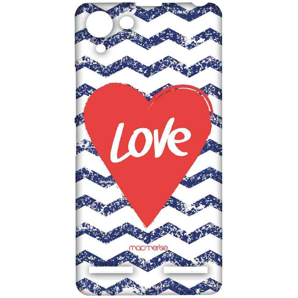 Chevron Love - Sublime Case for Lenovo Vibe K5