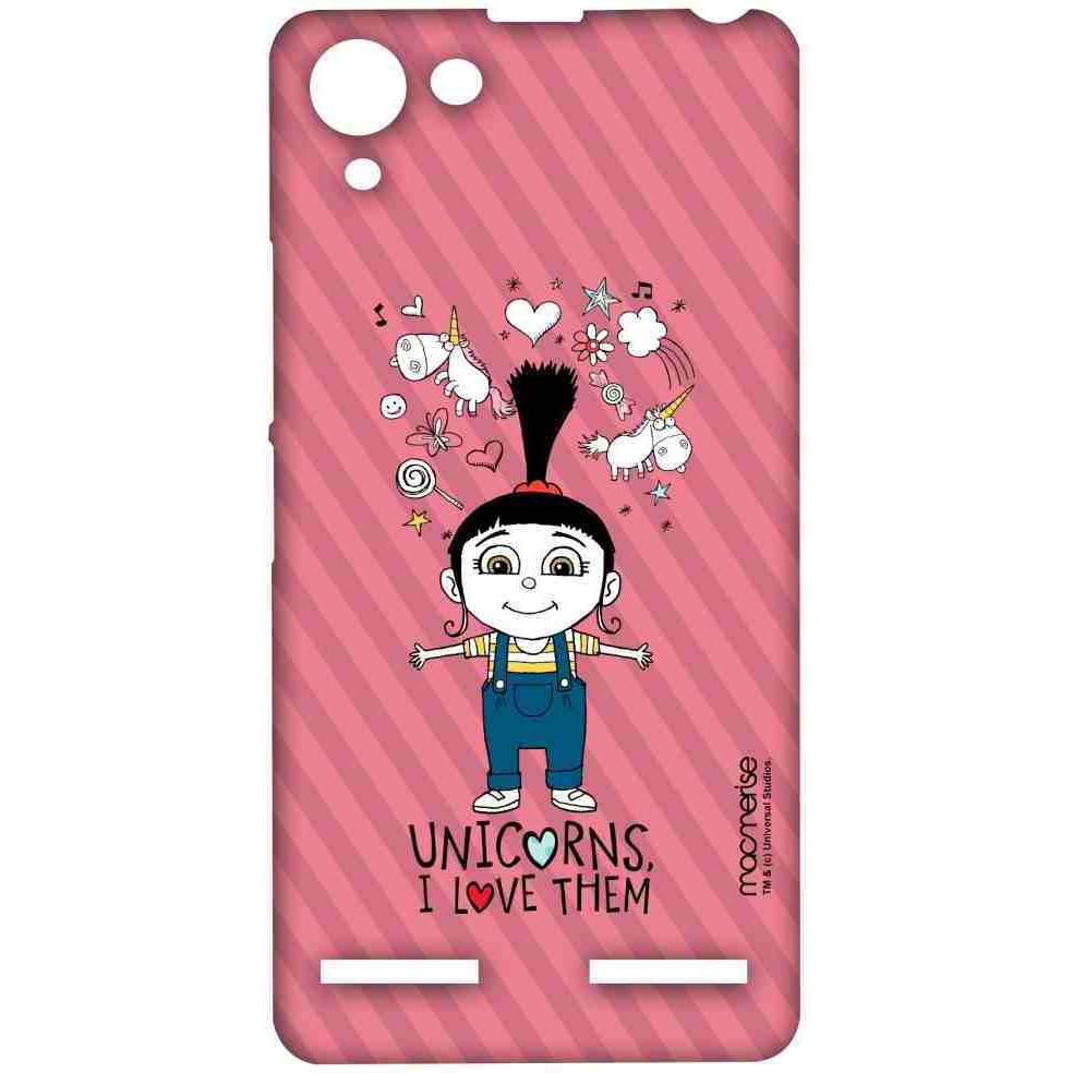 Agnes Unicorn Love - Sublime Case for Lenovo Vibe K5