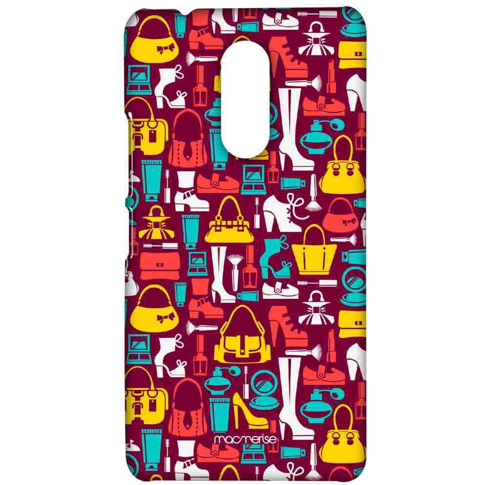 Shopoholics - Sublime Case for Lenovo K6 Note