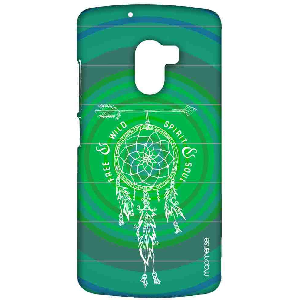 Free Spirit Green Teal - Sublime Case for Lenovo K4 Note