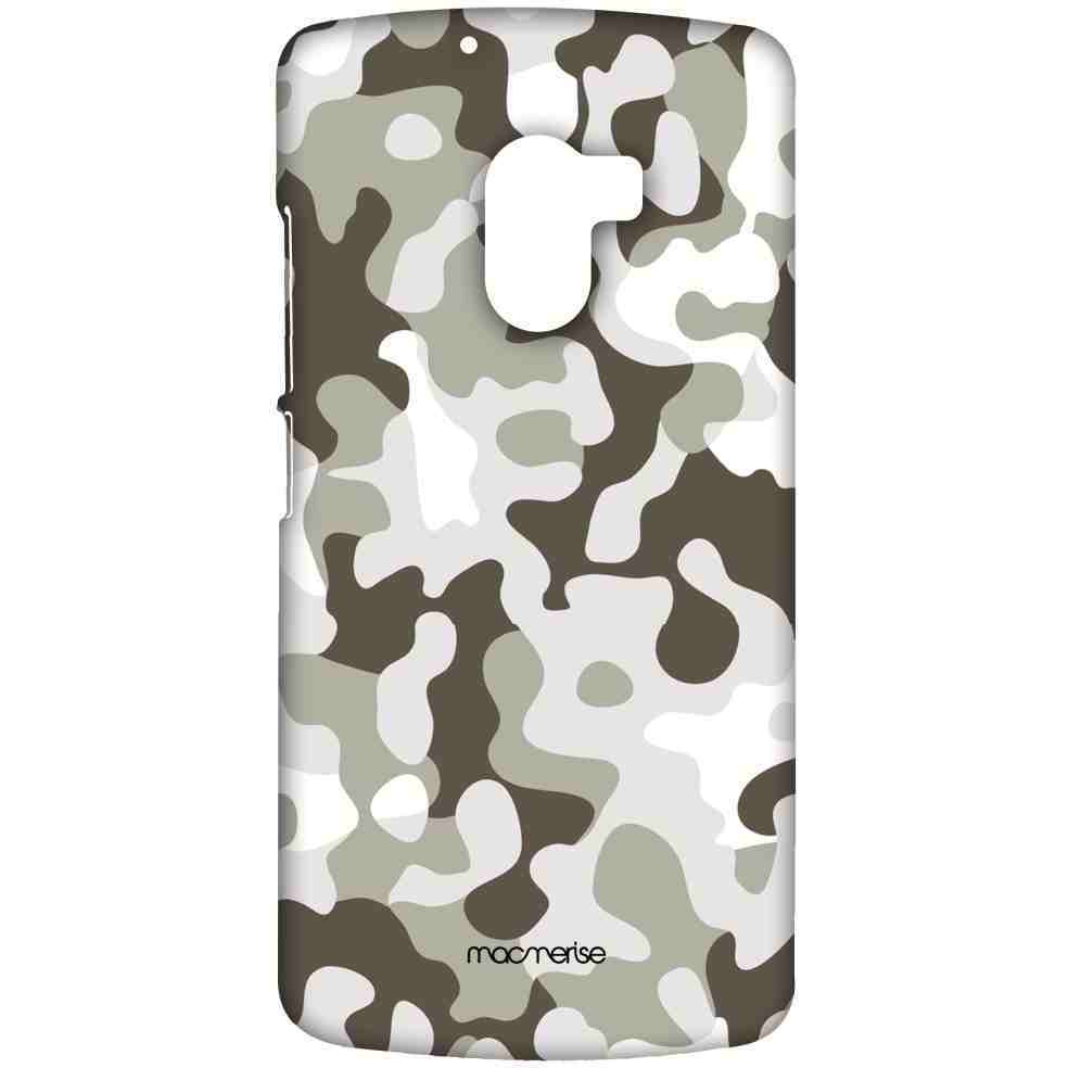 Military Grey - Sublime Case for Lenovo K4 Note