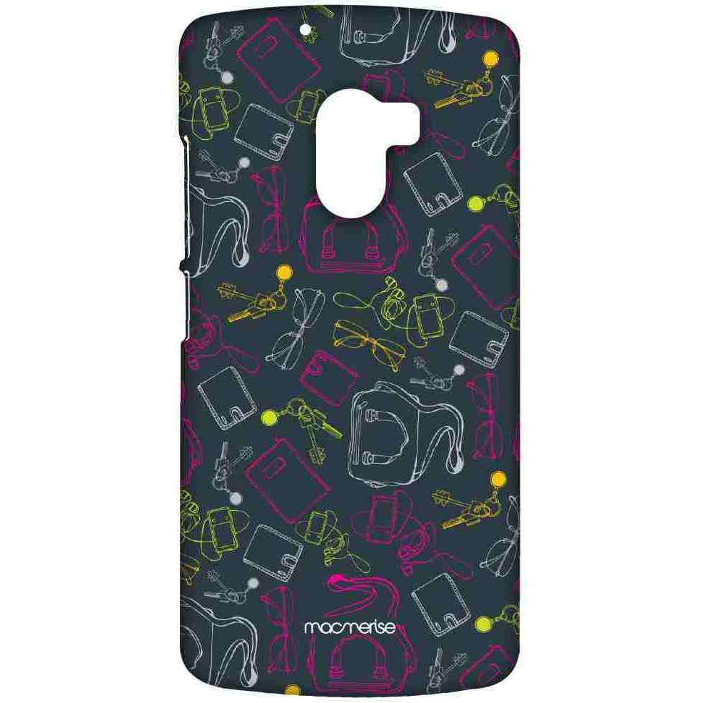 Travel Musts - Sublime Case for Lenovo K4 Note