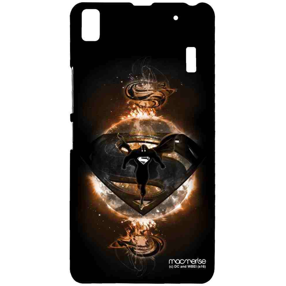 Superman Rage - Sublime Case for Lenovo K3 Note