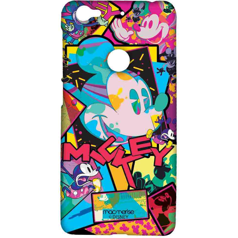 Mickey in Multicolour - Sublime Case for LeEco Le 1s