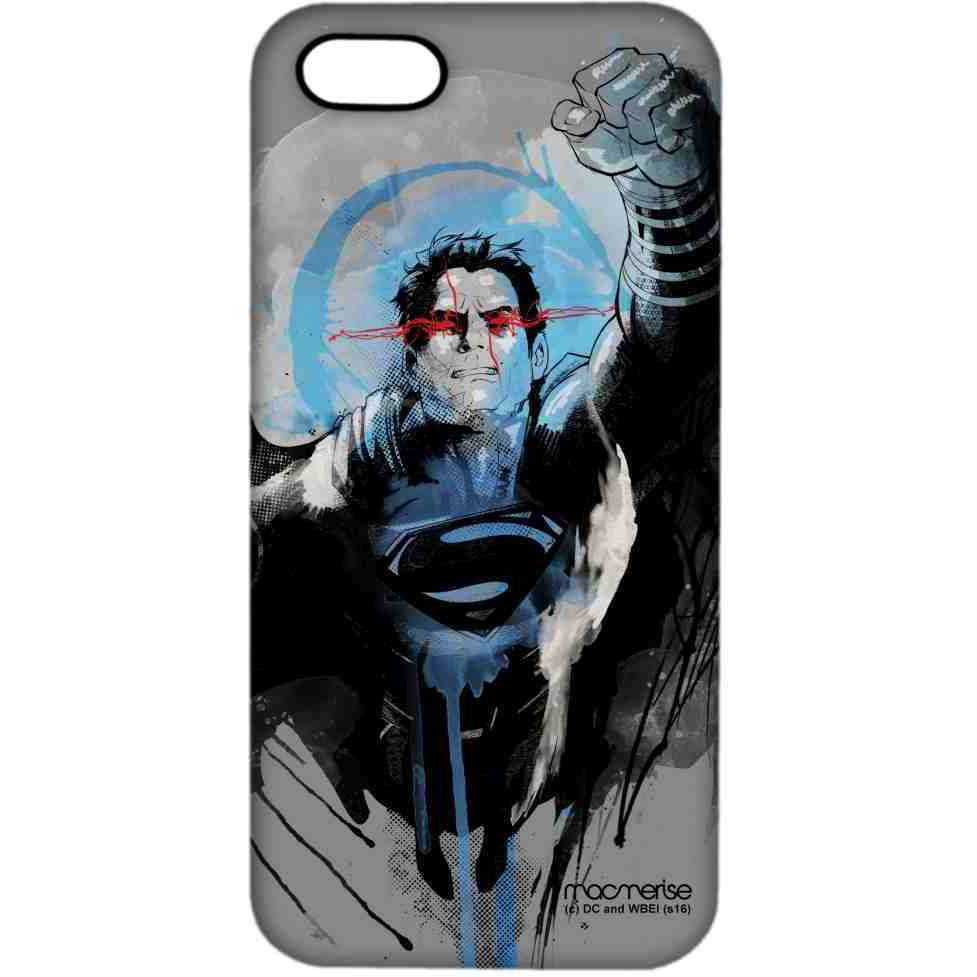 Sketched Superman - Pro Case for iPhone SE