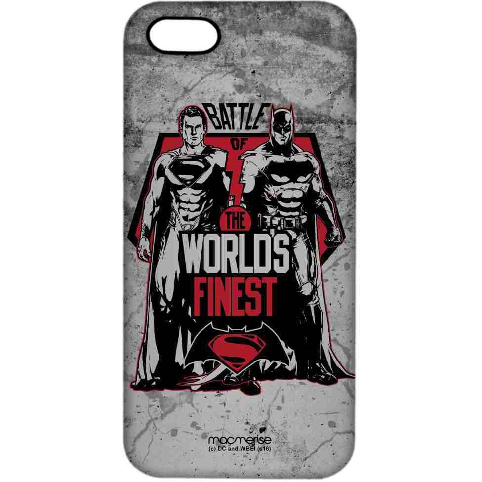 Worlds Finest - Pro Case for iPhone SE