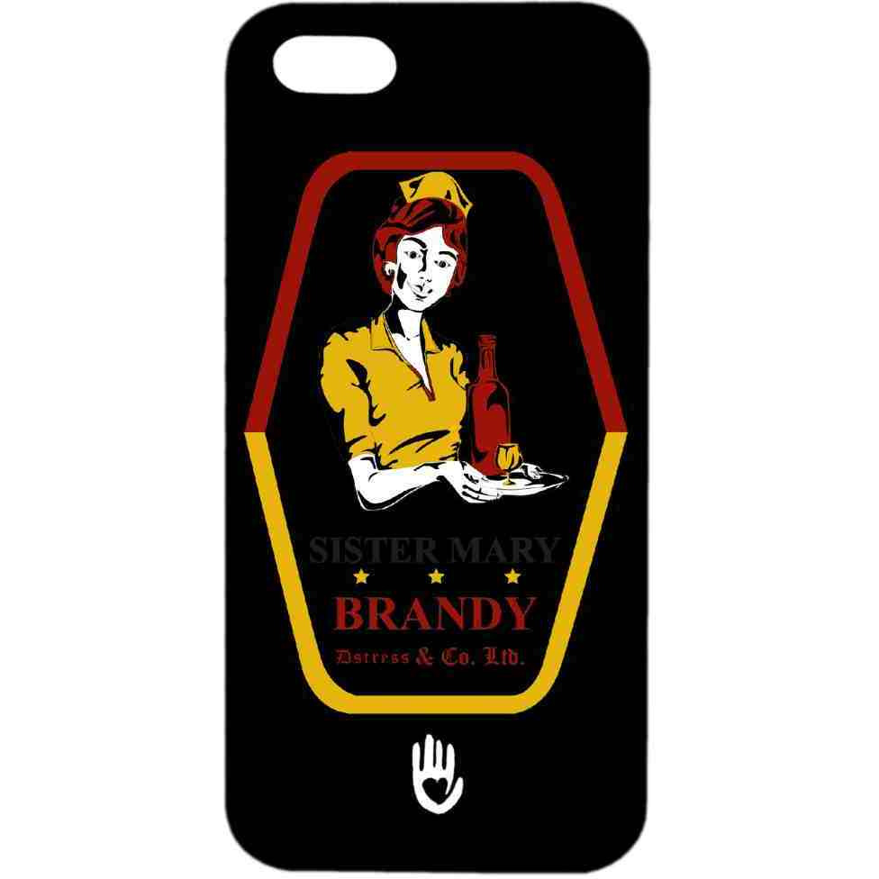 KR Sister Mary Pop - Pro Case for iPhone SE
