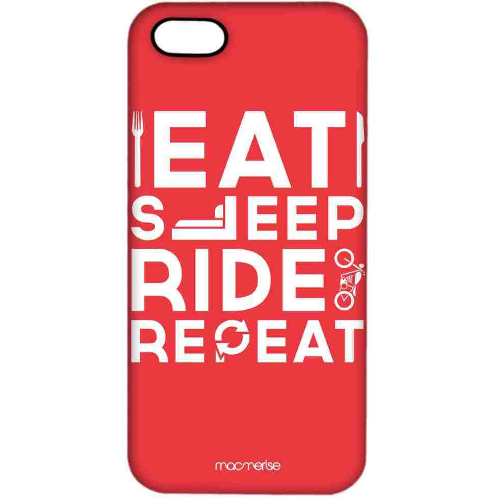 Eat Sleep Ride Repeat - Pro Case for iPhone SE