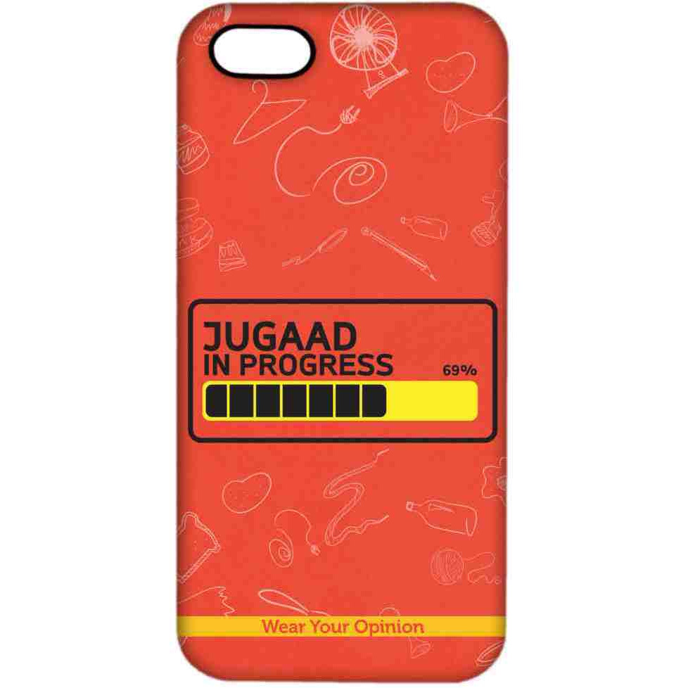 Jugaad - Pro Case for iPhone SE