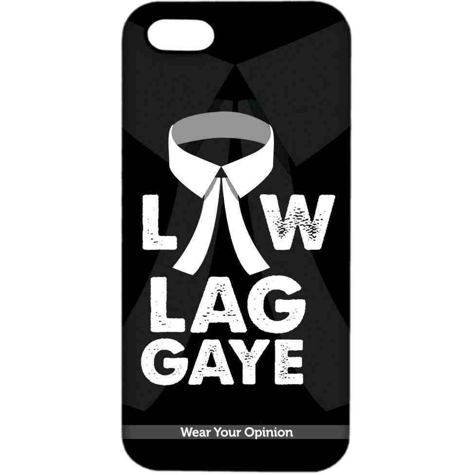 Law lag Gaye - Pro Case for iPhone SE