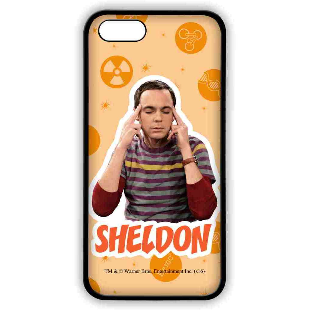 Sheldon Explosion  - Lite Case for iPhone SE
