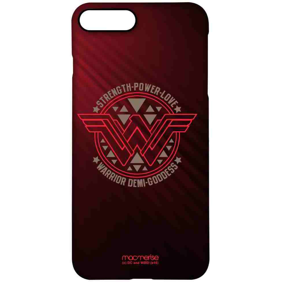 Wonder Woman Stamp - Pro Case for iPhone 7 Plus