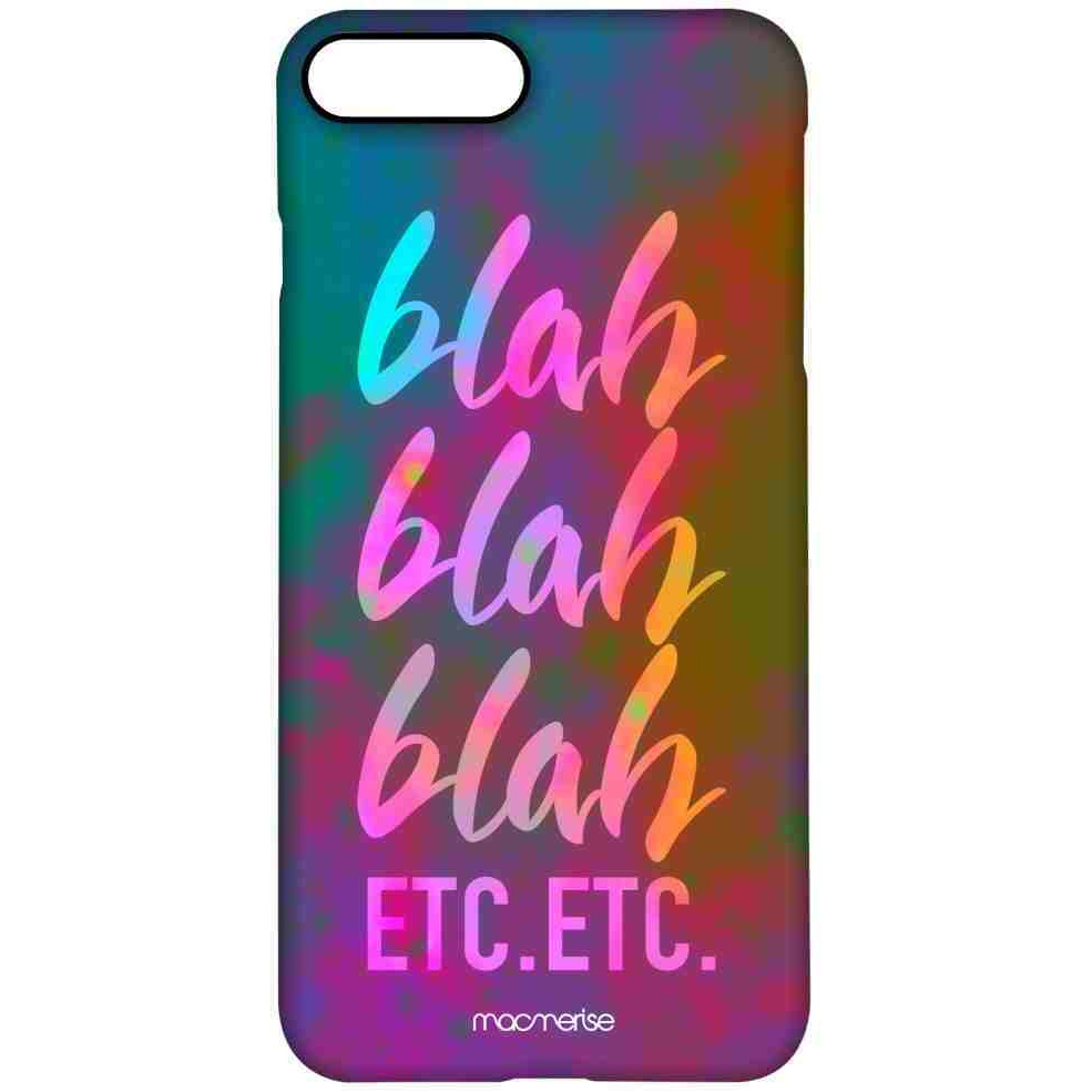 Blah Blah - Pro Case for iPhone 7 Plus