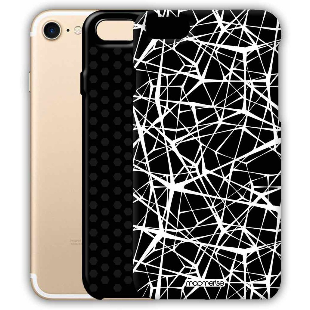 Grunge Web - Tough Case for iPhone 7 Plus