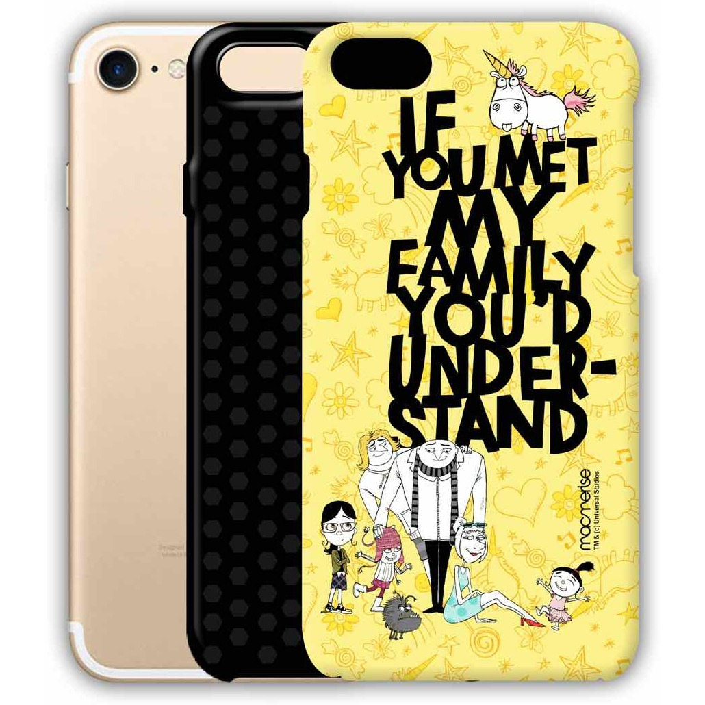 Family Woes - Tough Case for iPhone 7 Plus