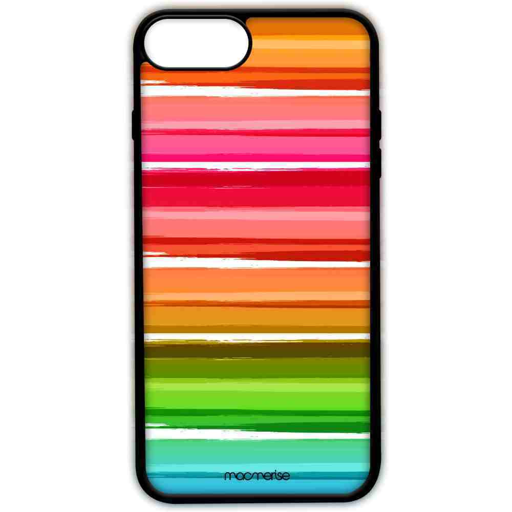 Colourful Brush Strokes - Lite Case for iPhone 7 Plus